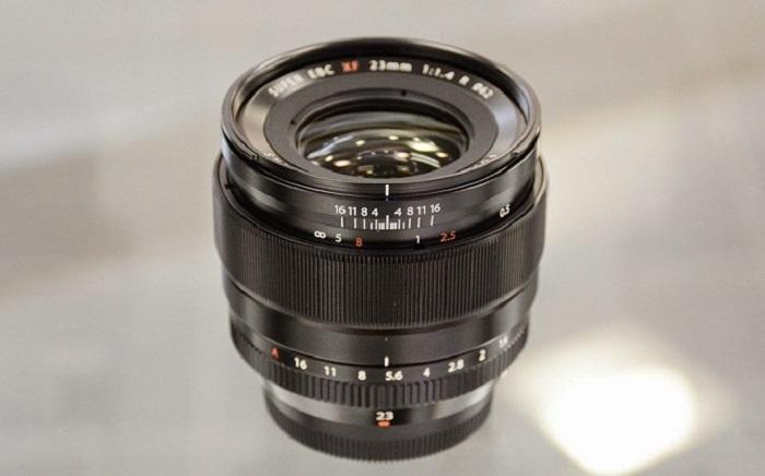 Fujifilm XF 23mm F / 1.4 R