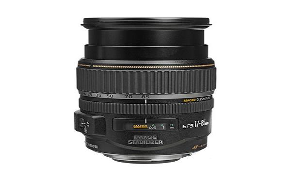 ống kính EF-S17-85MM F/4-5.6 IS USM