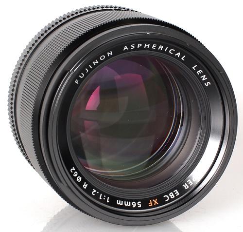 Fujifilm XF 56mm F / 1.2 R
