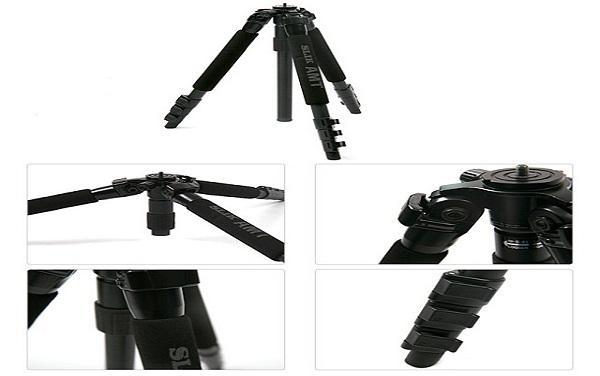 chân máy ảnh SLIK PRO 330DX