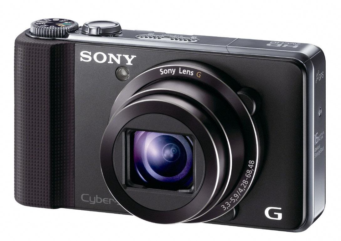Sony Cyber- shot DSC- HX9V