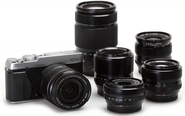Nên mua máy ảnh Fujifilm X-E2 hay mua máy X-E1