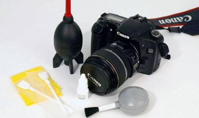 Lưu ý khi sử dụng máy ảnh Fujifilm