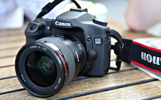 Tìm hiểu về máy ảnh DSLR.