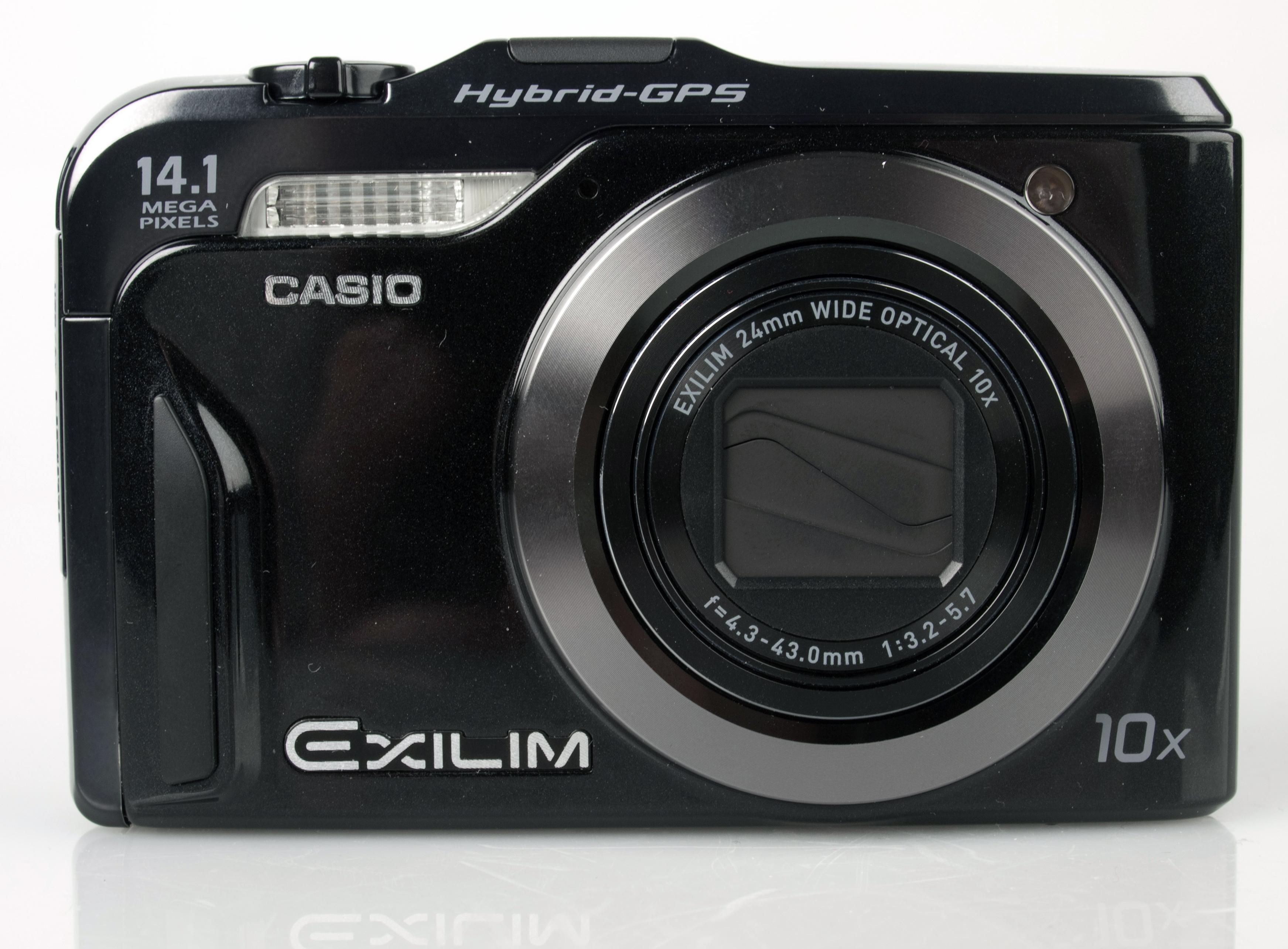 Casio-Exilim-EX- H20G