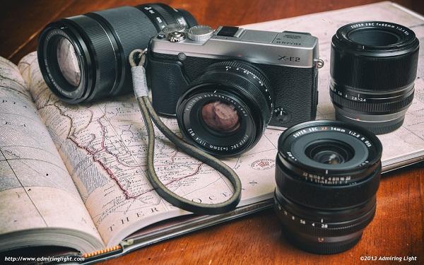 Máy ảnh Fujifilm X-E2 - Một sản phẩm tuyệt vời!