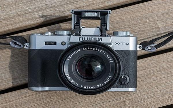 Hướng dẫn sử dụng máy ảnh Fujifilm X-T10