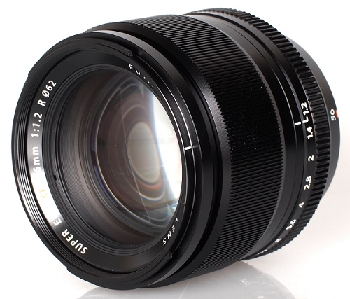 fujifilm 56mm f1 2