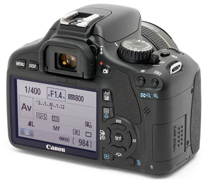 máy ảnh Canon 550D