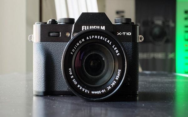 Máy ảnh X-t10 giá bao nhiêu