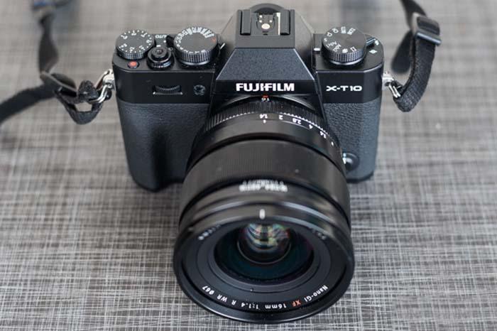 may anh fujifilm X-T10