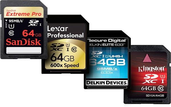 Thẻ SD là gì? Có những loại thẻ nhớ SD nào?