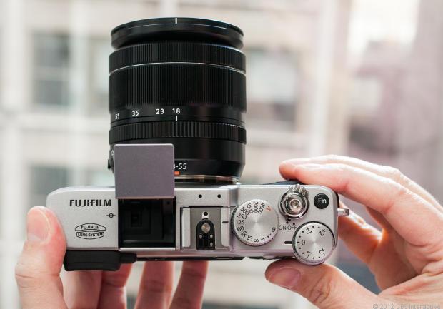 máy ảnh fujifilm x-e1