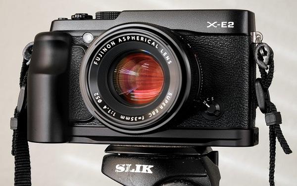 Tính tiện dụng của máy ảnh Fujifilm X-E2