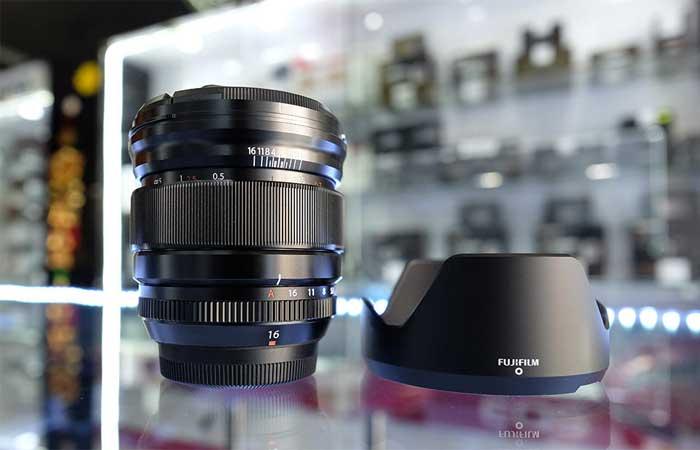 Hướng dẫn cách lựa chọn ống kính máy ảnh