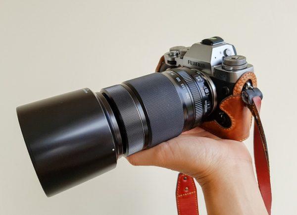 ống kính 55 200