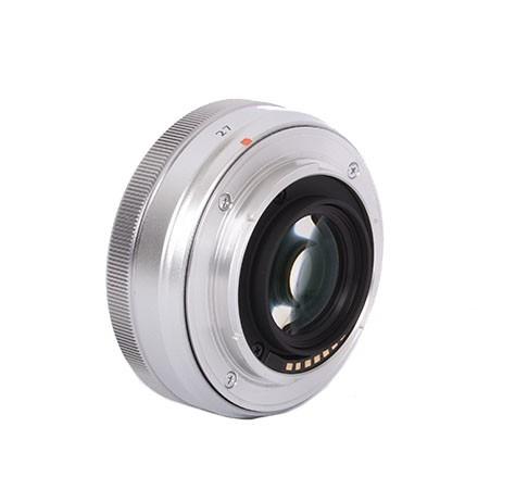 ống kính xf 27mm f2 8