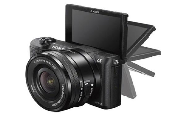 Sony Alpha A5100 KIT 16-50MM F / 3.5-5.6 OSS