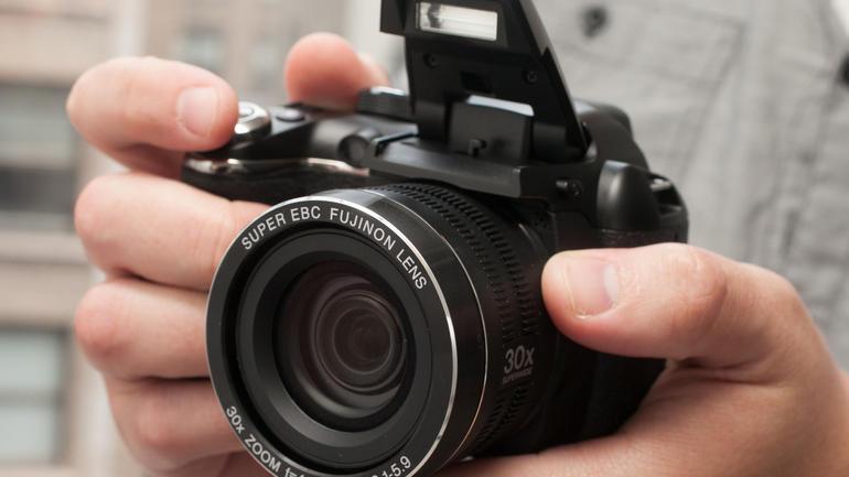 Máy ảnh Fujifilm S4500 - 1