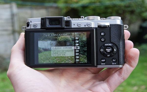 máy ảnh fujifilm x30