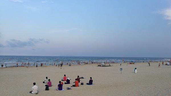 Chụp bãi biển với máy ảnh FujifilmX-T1 phim