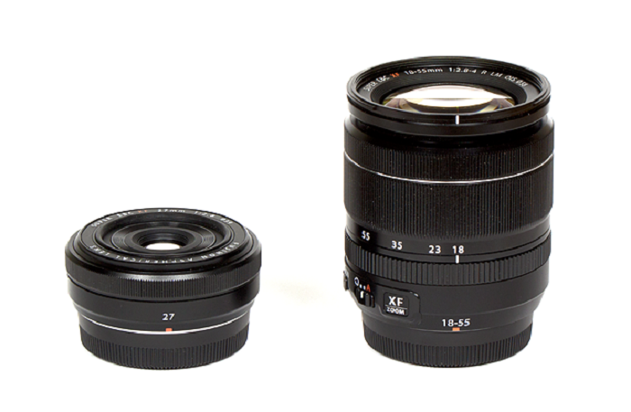len fujifilm 27mm f2.8