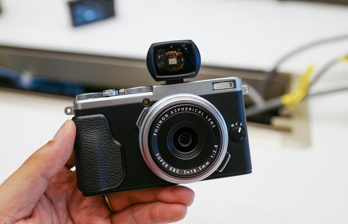 máy ảnh fujifilm x70