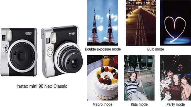 chất lượng hình ảnh máy ảnh fujifilm instax mini 90