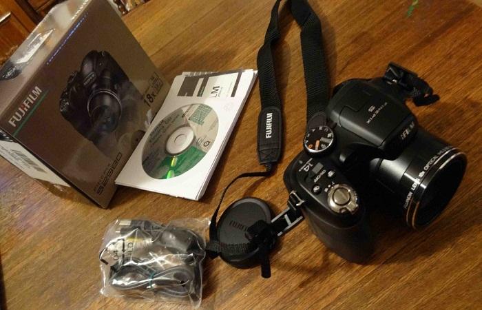 máy ảnh fujifilm s2980