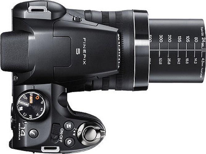 máy ảnh fujifilm s4000