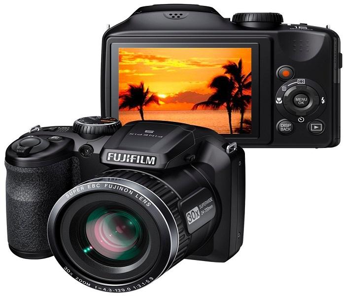 máy ảnh fujifilm s4800