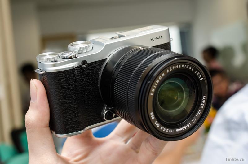 máy ảnh fujifilm x-m1