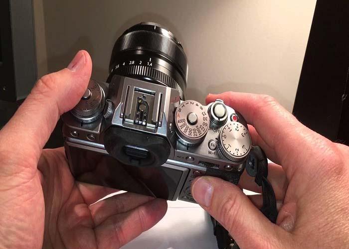 máy ảnh fuji film x-t1