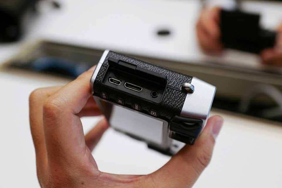 máy ảnh fujifilm x-e2s