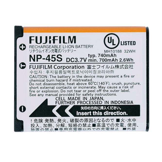 Mua pin máy ảnh Fujifilm tốt tại Hà Nội