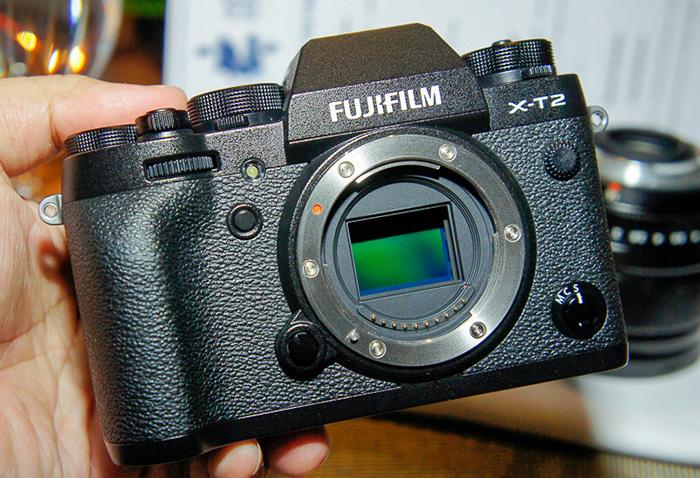fujifilm XT2