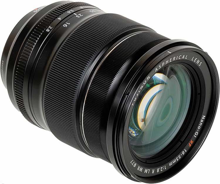 Chụp hình sắc nét với ống kính Fujifilm XF 16-55mm