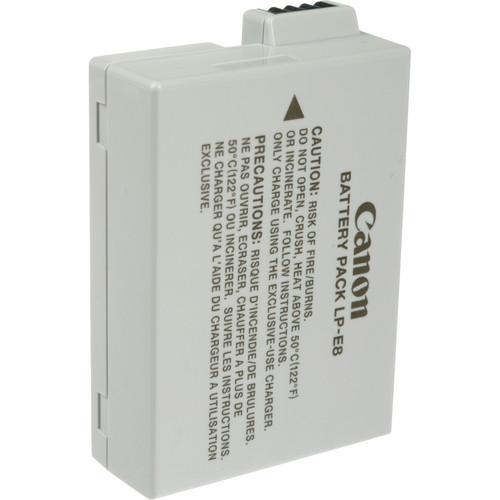 Pin sạc Canon LP-E8
