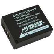 Pin sạc Wasabi NPW126 - JWP