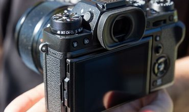 Màn hình hiển thị sắc nét của Fujifilm X-T2