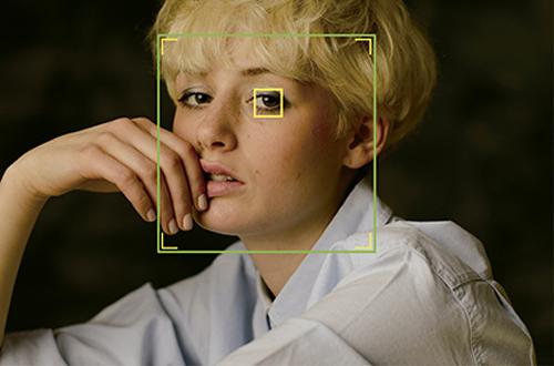 Tính năng nhận diện khuôn mặt và ánh mắt