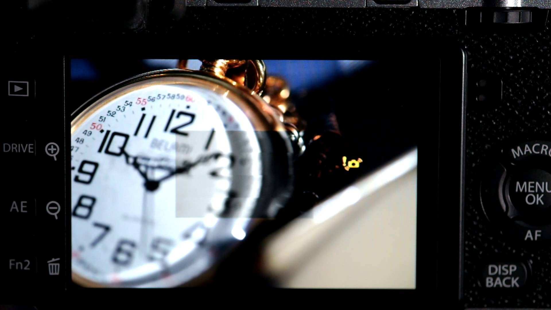 tính năng hỗ trợ lấy nét digital split image focus