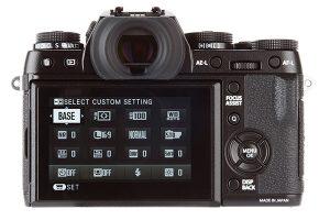 Fujifilm X-T1 tối ưu hình ảnh được chụp