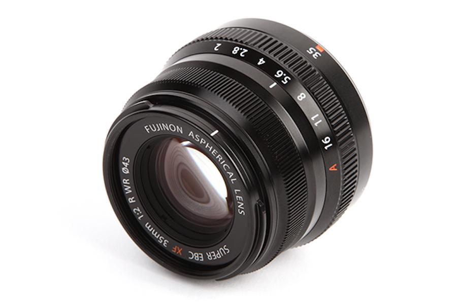 Kết quả hình ảnh cho Fujifilm XF 23mm f/2 R WR